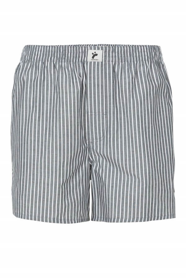 recolution BOXERSHORTS STRIPES BLACK AND WHITE LOV11519 1