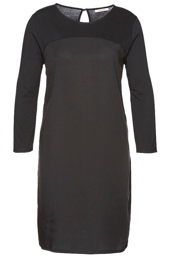 wunderwerk-dress-tencel-mix-black-front