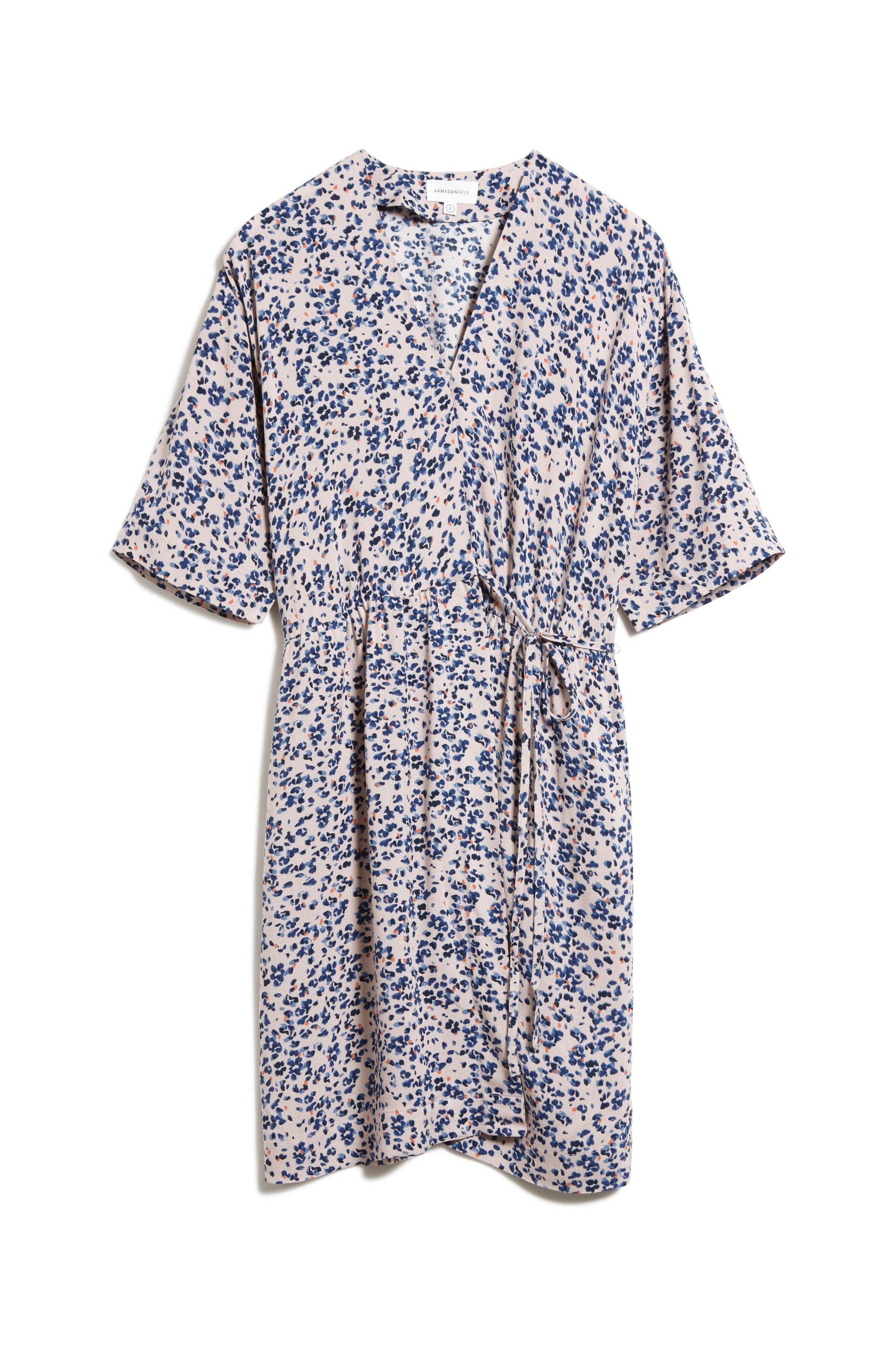 Kleid Rauhaa Flower Sprinkle Beige