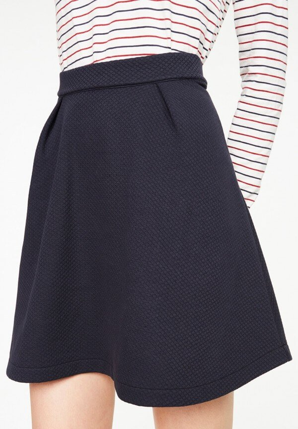 Skirt Beele Navy