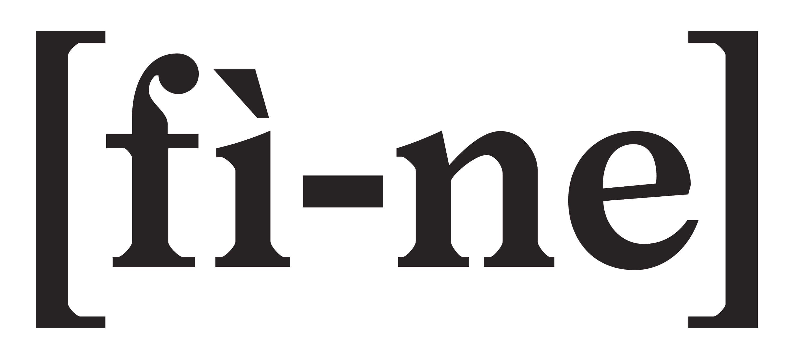 Logo der Marke fine