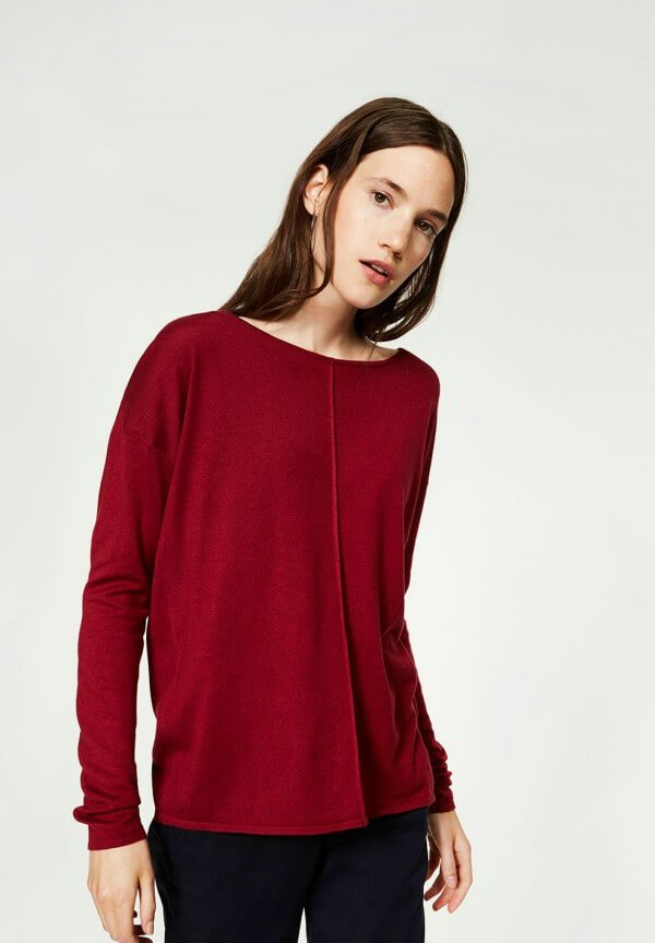 Pullover Lexa Spicy Red
