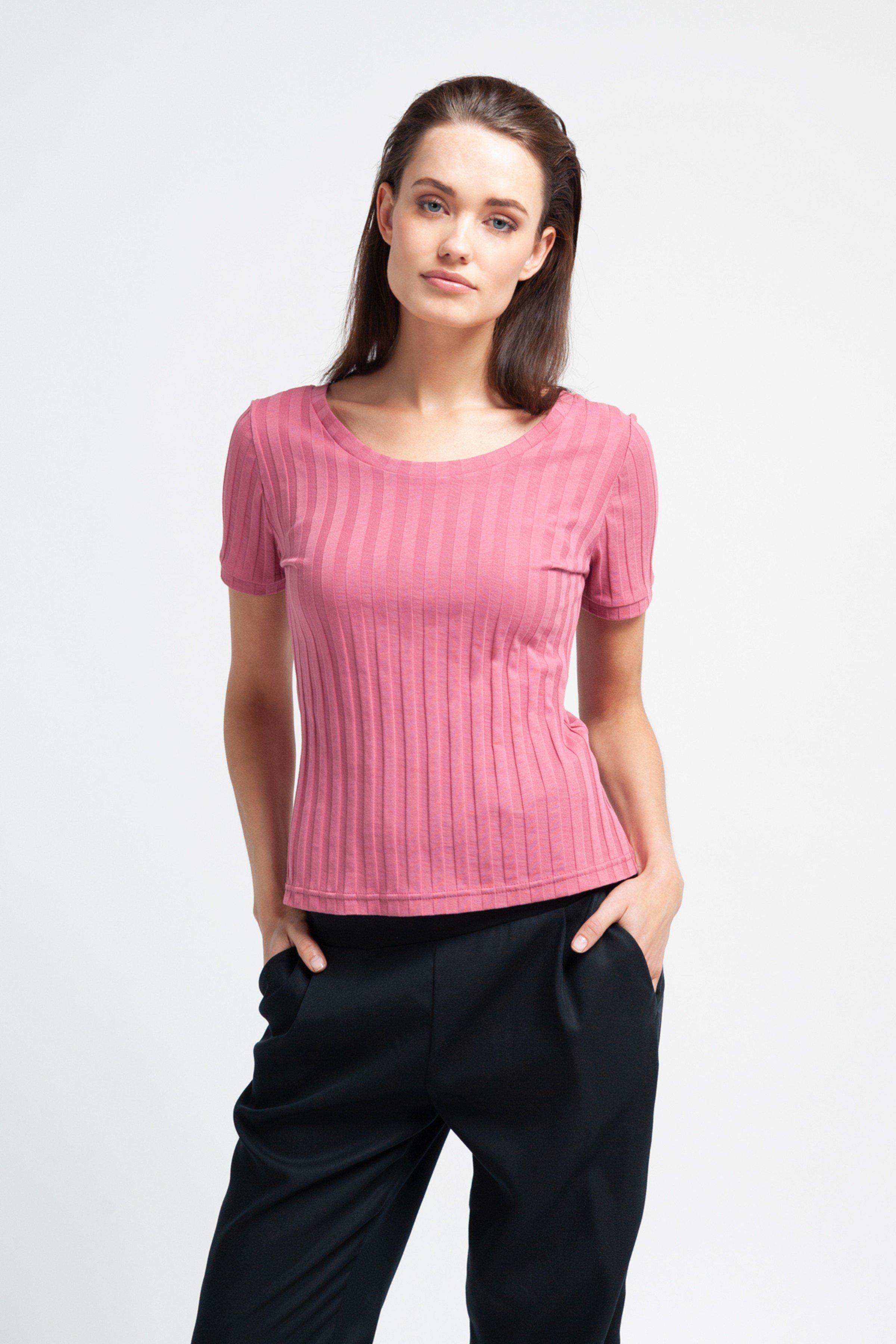 T-Shirt Cora Rosa