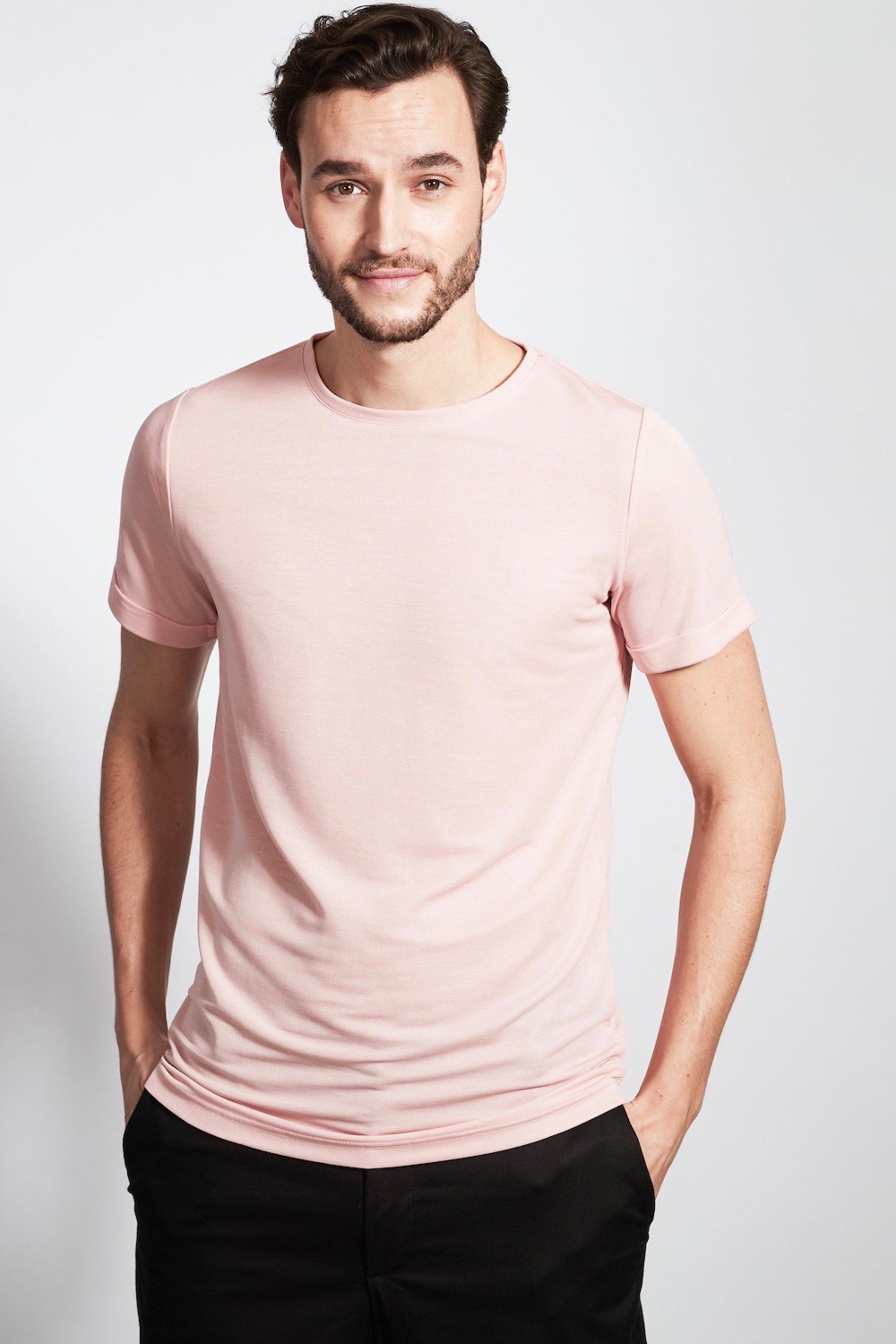 T-Shirt Herren Boy Rosa