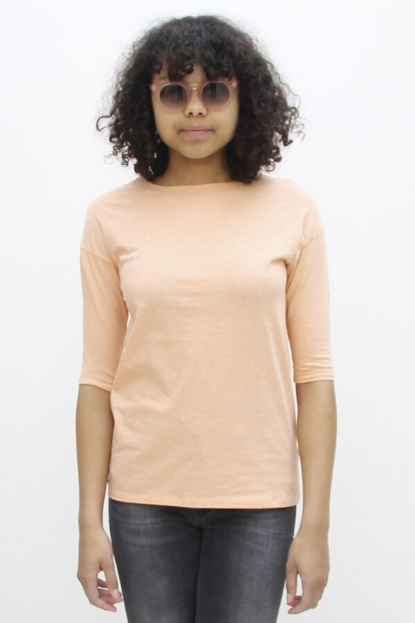 Studio JUX TOP SOFT ORANGE LOV12256 1