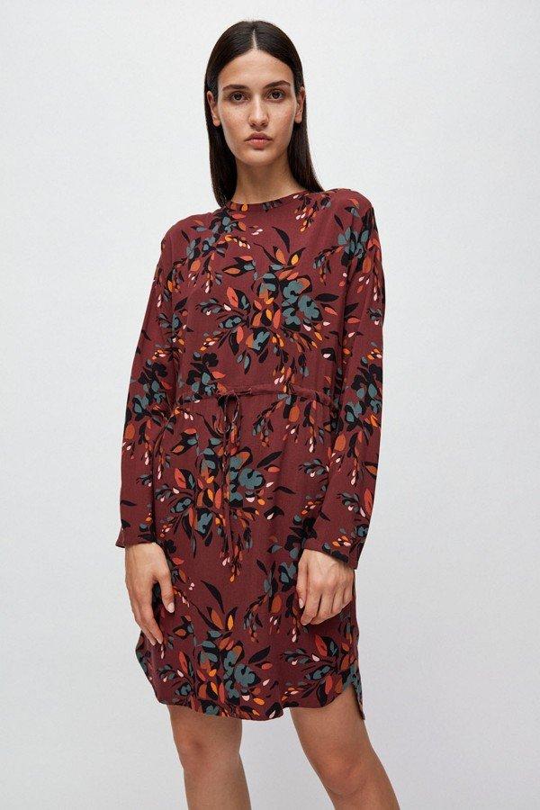 ARMEDANGELS Kleid Edurnaa Rot LOV14060 1
