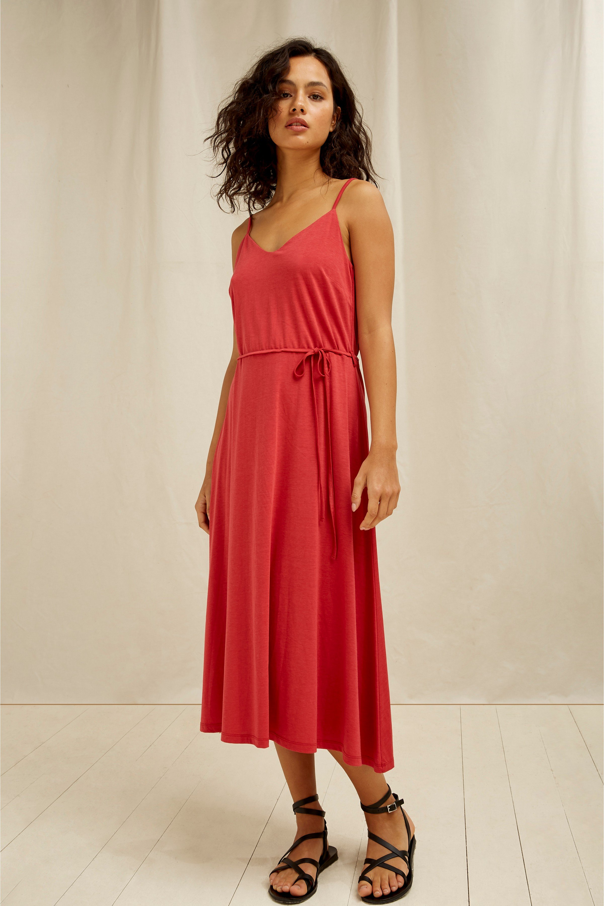 Kleid Marcy Rot