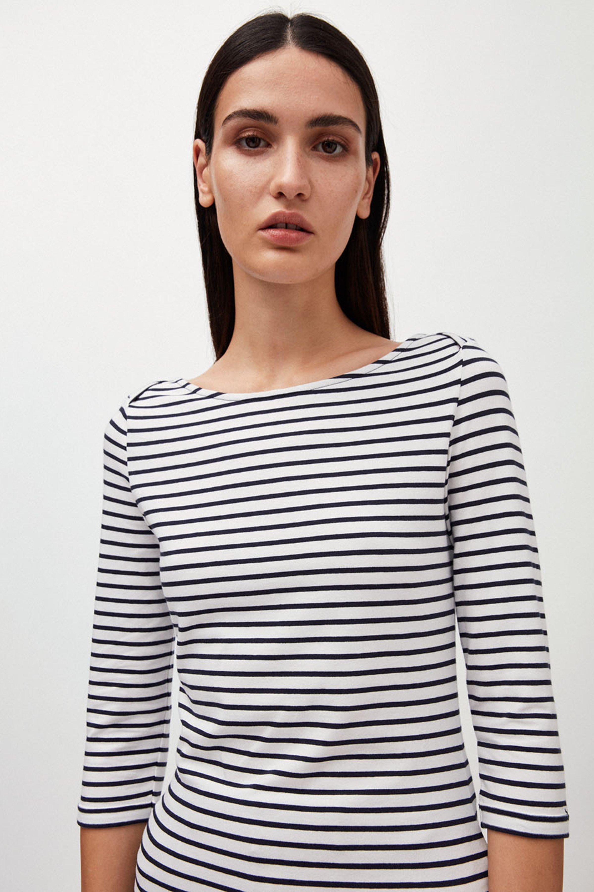 Longsleeve Dalenaa Stripes (mehrere Farben)