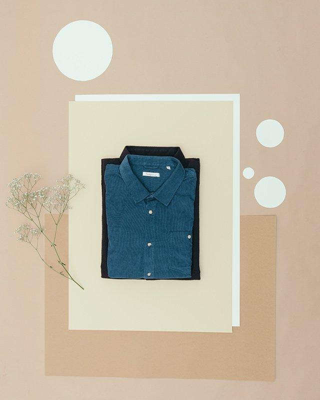 Auswahl an Männerhemden