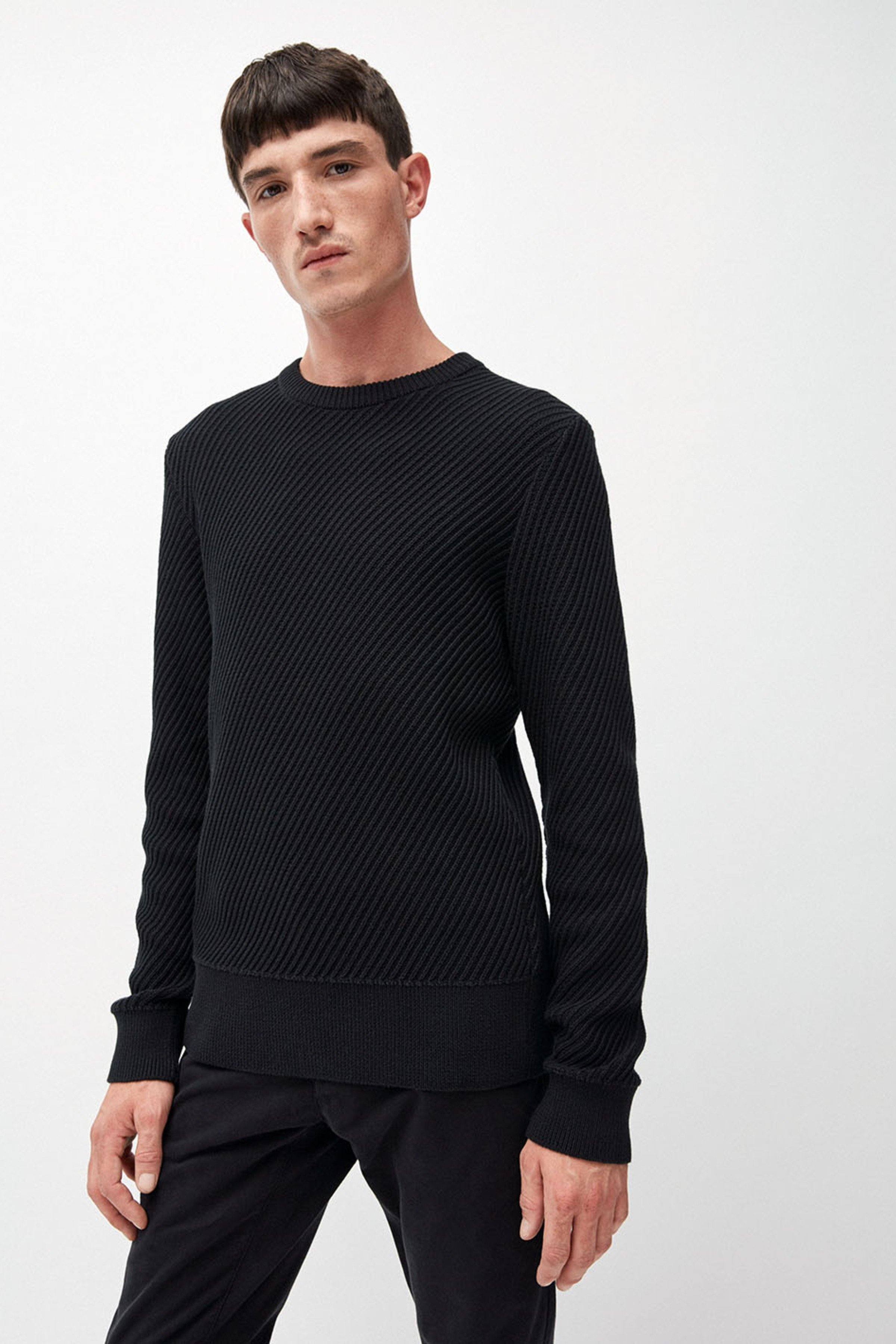Pullover Diaago Schwarz