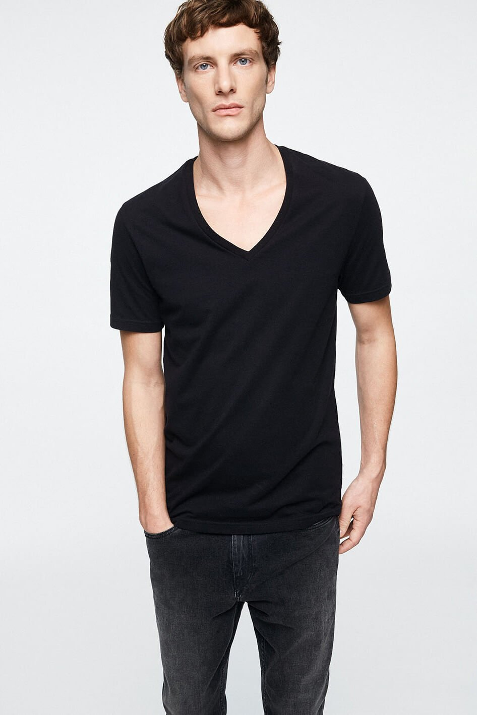 T-Shirt Chaarlie Schwarz from LOVECO
