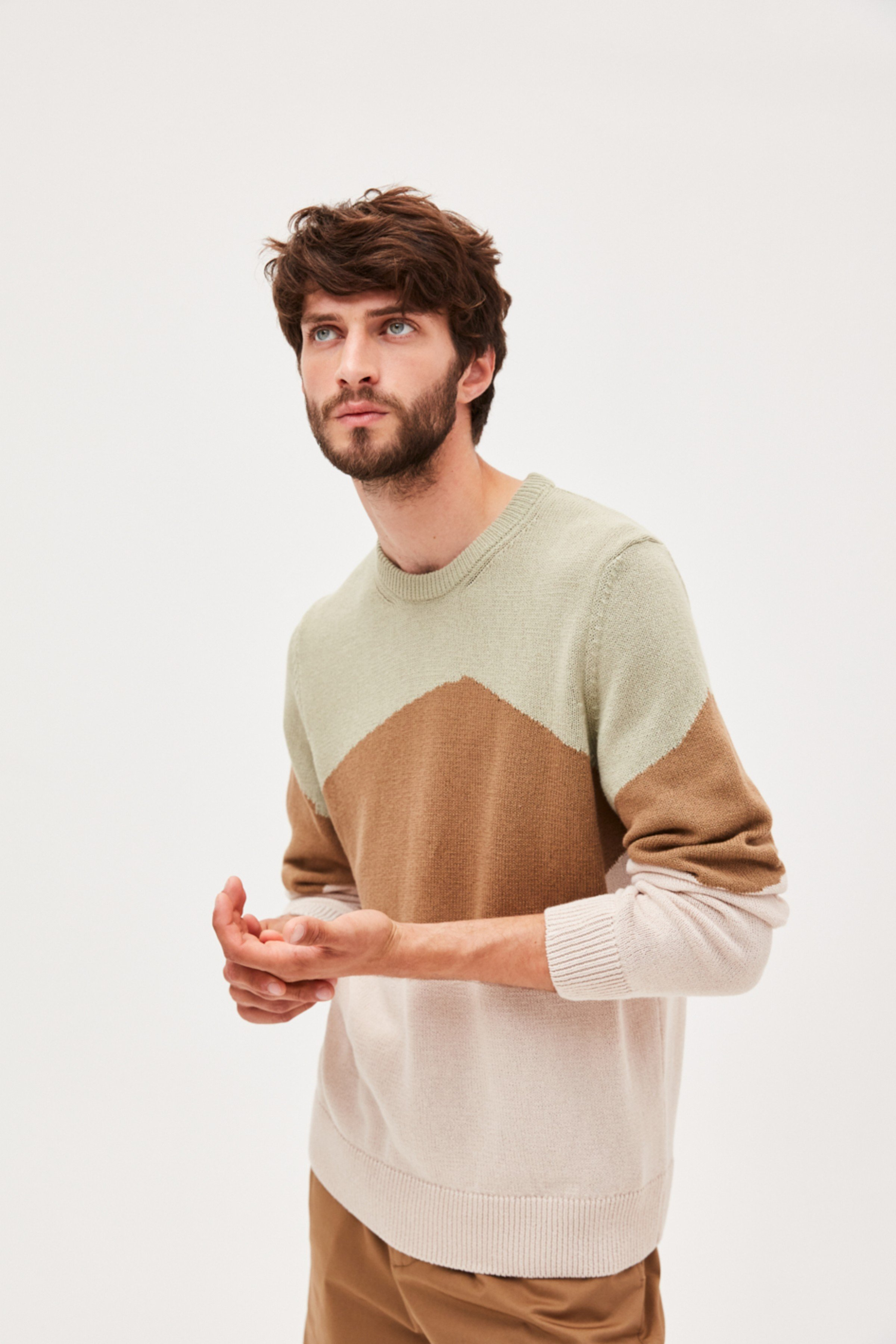 Pullover Unaa Rocks Grün