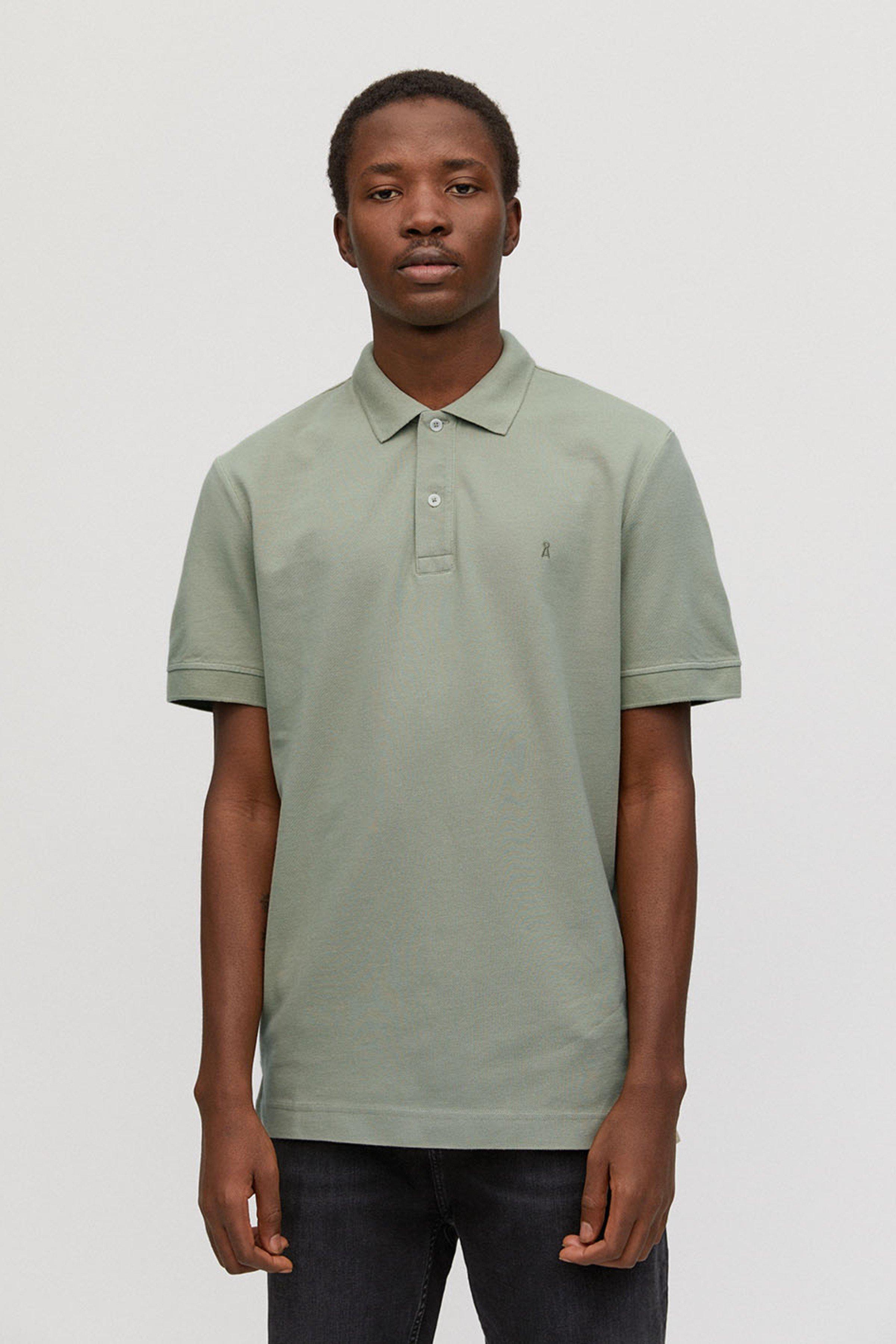 Poloshirt Aanton Solid (mehrere Farben)