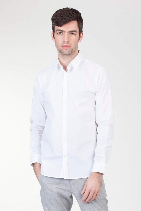 Bild-KnowledgeCottonApparel-Stretchable-Shirt-brightwhite-001