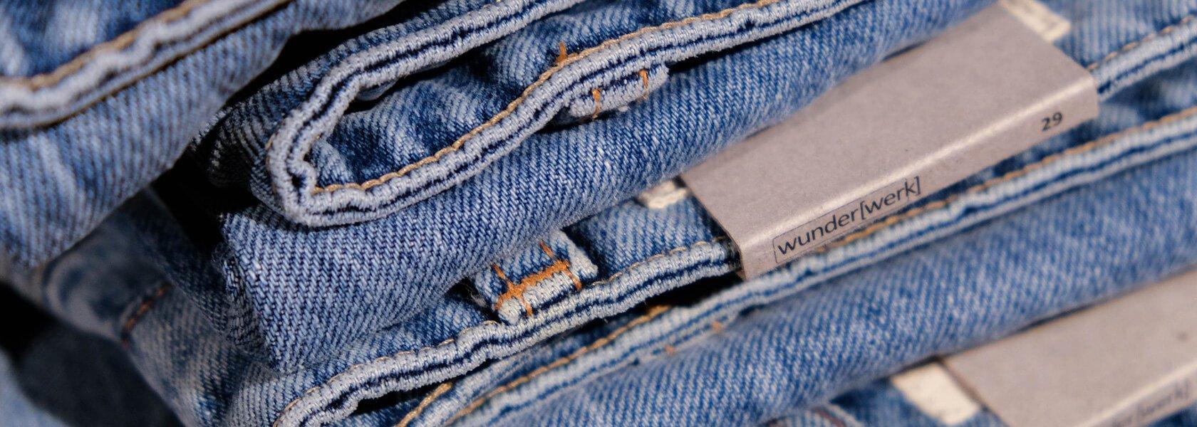 ökologische Jeans bei Loveco