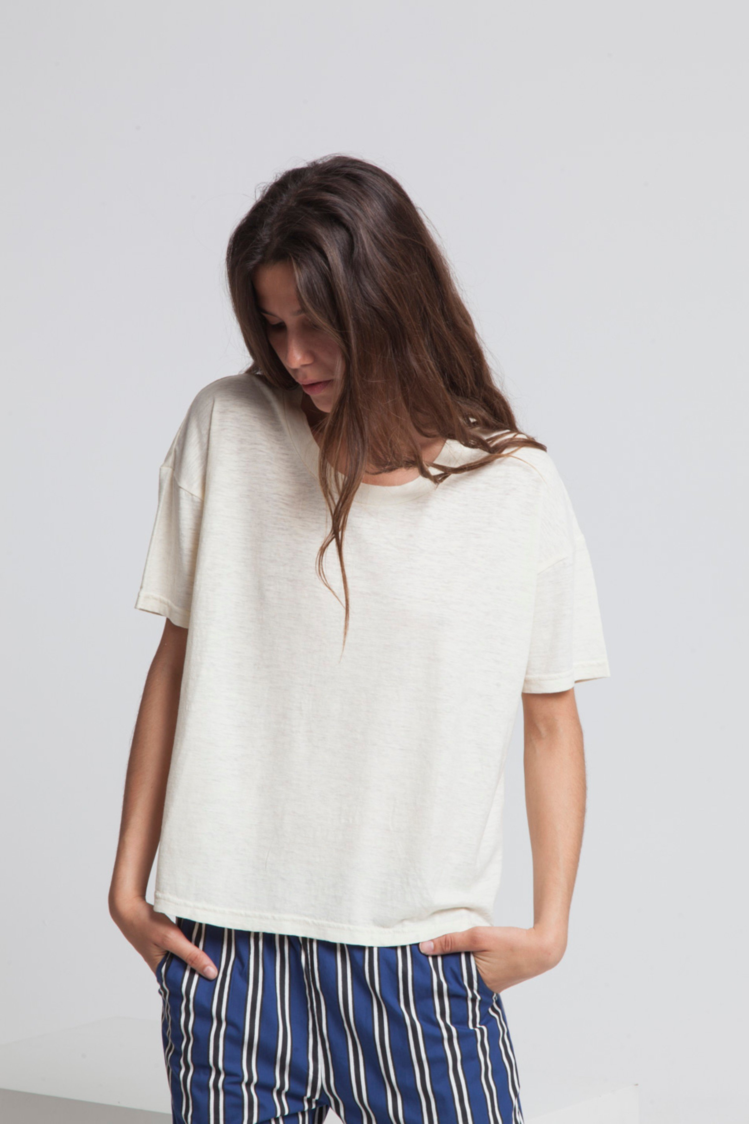 T-Shirt Ivy Weiss from LOVECO