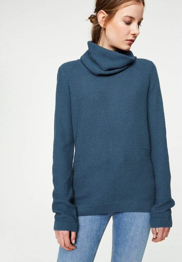 PULLOVER LILIT PETROL