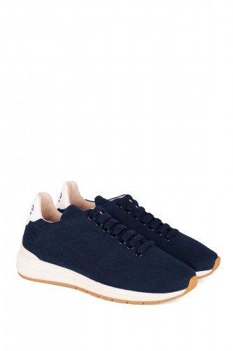 Sneaker Sampa Blau